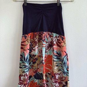 Dresses & Skirts - Roxy XL Tube Top Short Dress